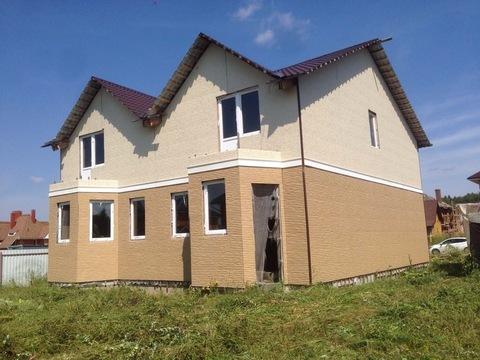 Продается участок 8 соток с домом 250 м2 поселке « Романтика»