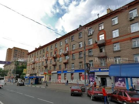 Продается офис в 3 мин. пешком от м. Октябрьское поле