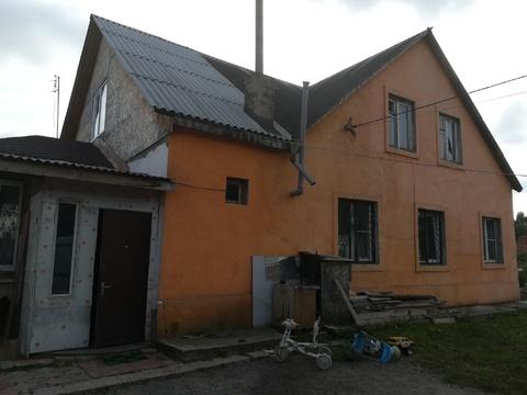 Дом в д.Борисово 15 сот ИЖС