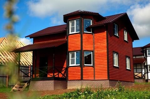 Готовый дом 100 кв.м. с участком 6 соток д.Ходаево Чеховский район