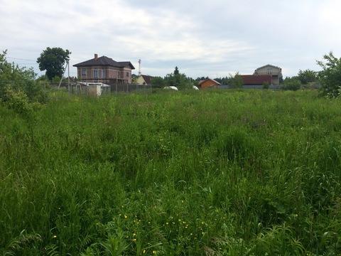 Земельный участок ИЖС 7,6 сотки в д.Чигасово Одинцовского района