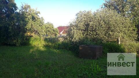 Продается земельный участок 11 соток , ИЖС, Наро-Фоминск, ул.Березовская