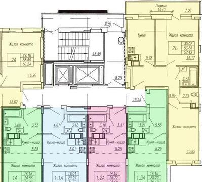 Продаётся 2-комнатная квартира по адресу Лорха 15