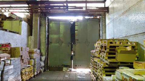 Производственно-складское помещение в Бирюлево.