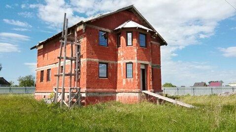 Дом 210 кв.м в дер. Еремино Щелковского района 57 км от МКАД