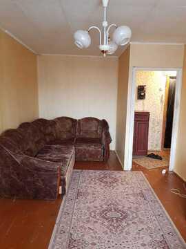1-комнатная квартира Солнечногорск, ул.Вертлинская, д.17