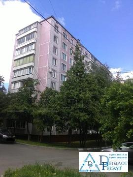 Продается 2-комнатная квартира в пешей доступности от метро Ясенево