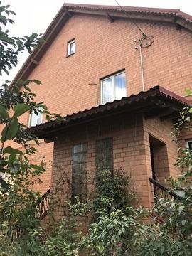 Продается кирпичный дом и земельный участок в г. Ивантеевка