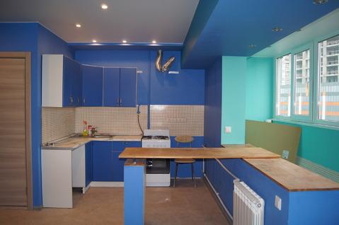 1-комнатная квартира-студия в престижном районе Москвы