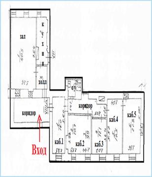 Лот: а38 Аренда офисного помещения на ул. Покровка