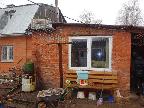 Продам выделенную часть дома 52 кв. м. г. Серпухова
