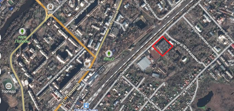 Лот: в11, Продается кирпичное капитальное 1-но этажное здание площадью