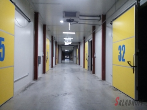 Температурный склад в Томилино