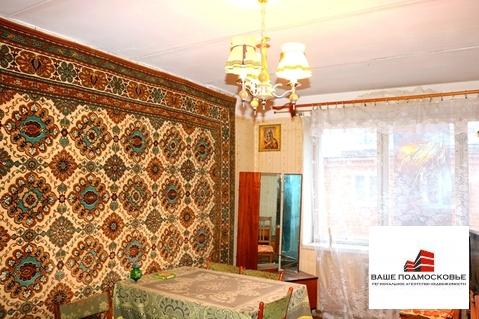 Трехкомнатная квартира в поселке Павлова