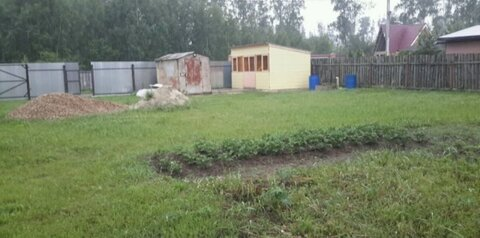 Продажа участка, Электрогорск, Нива СНТ, 730000 руб.
