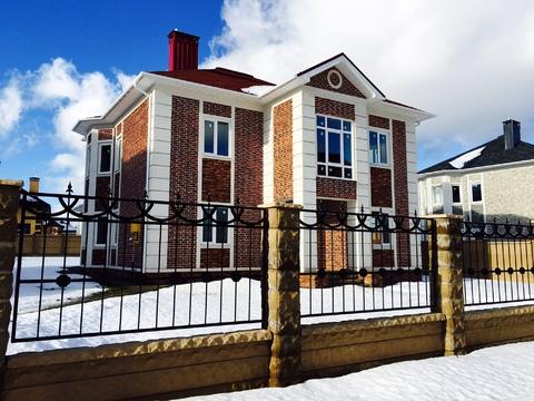 Продаю кирпичный дом в Новой Москве с чистовой отделкой. 16,9млн.