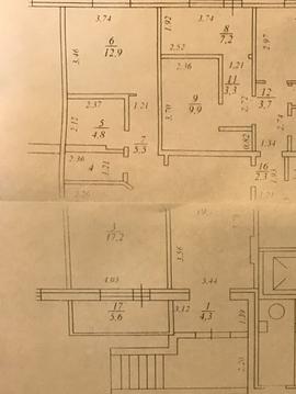 42 кв. м. по адресу: М .О, г. Раменское, ул. Чугунова, д. 21а.
