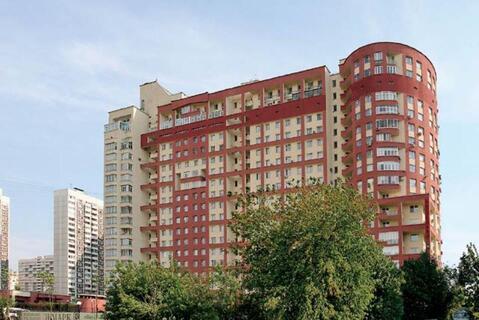Элитная квартира в клубном доме на Мичуринском проспекте 29