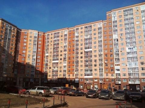 Просторная 3-х комнатная квартира в ЖК а101