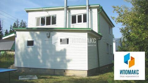 Дом 183 кв.м, участок 7,75 соток,38 км от МКАД, Киевское шоссе