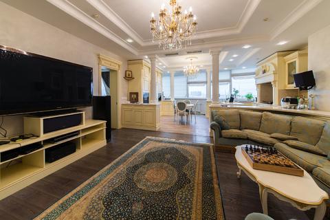 4-комнатная квартира, 156 кв.м., в ЖК «Аэробус»