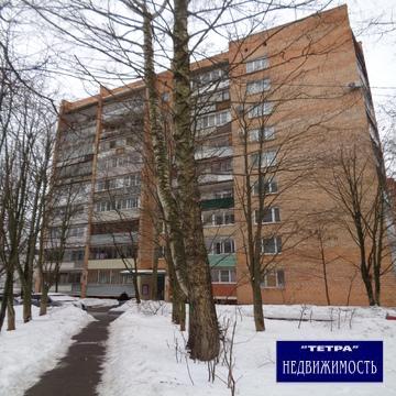 """1 комнатная кв в г.Троицк, микрорайон """"В"""", дом 8."""