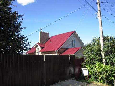 Дом 120 кв.м. на участке 13,3 сотки в деревне Лучинское, Дмитровского