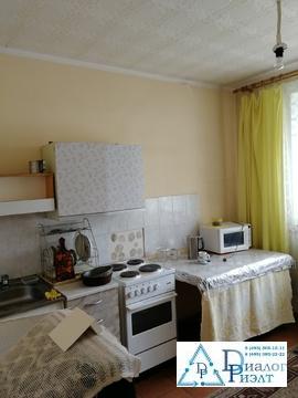 1-комнатная квартира в пешей доступности к метро Котельники