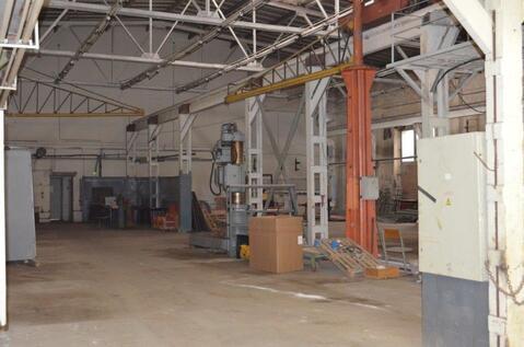 Производственно-складской комплекс 2154 м2 рядом с метро Бибирево