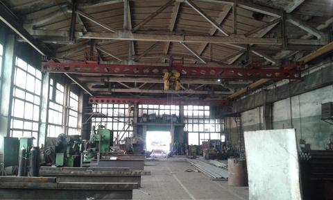 Сдается ! Производственное помещение 1080 кв.м.h-6 м, Эл-я 100 квт.