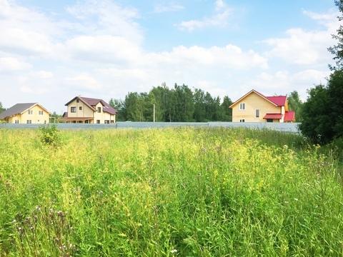 Участок 6.53 сотки с панорамным видом д. Сурмино Дмитровский район