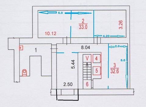 Сдается торговое помещение 81м2, Ленинский пр-т, д. 87