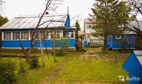 Дом 75,4 кв. и Баня участ 6 сот СНТ Дубна