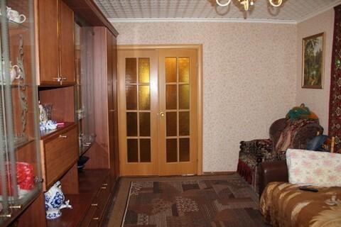 Трехкомнатная квартира в селе Ильинский Погост