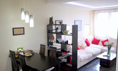 1-комнатная квартира в ЖК Дом на Беговой от Итальянского Дизайнера