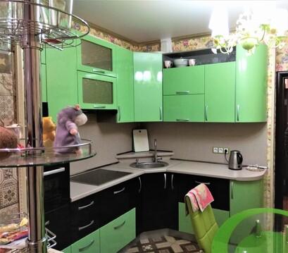 Уютная 1-комнатная на ул.Баранова д.12
