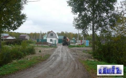 Участок 7,5 соток в СНТ Исток-С в Солнечногорске