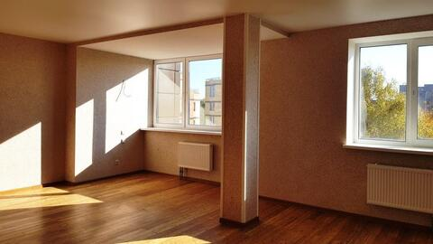 4-комнатная квартира, 112 кв.м., в ЖК на улице Урицкого