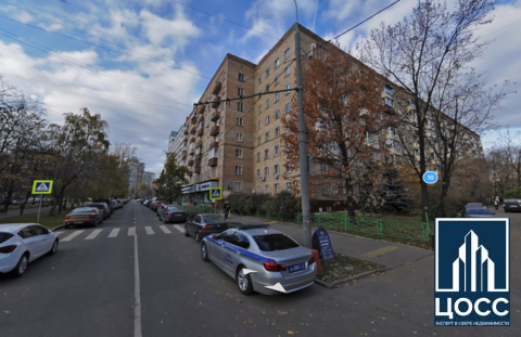 ЦАО район Хамовники Помещение 367кв.м 2-я Фрунзенская 8