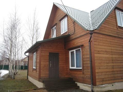 Продается коттедж в СНТ Флора д. Алексеевка Чеховского района
