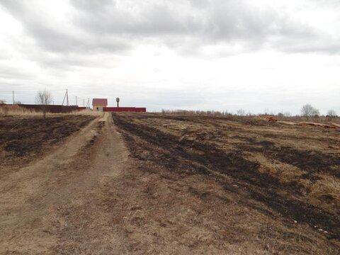 Земельный участок в Волоколамском районе дер. Клишино