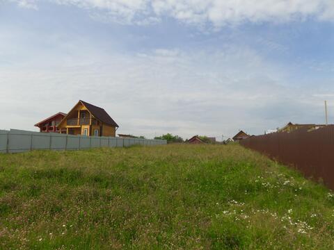 Шикарный участок в деревне Леоново