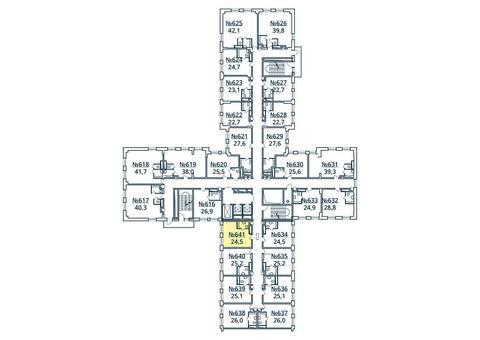 Москва, 1-но комнатная квартира, ул. Радиальная 6-я д.7, к 35, 2810787 руб.