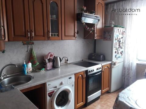 2-к квартира, МО, г. Ивантеевка, ул. Хлебозаводская.