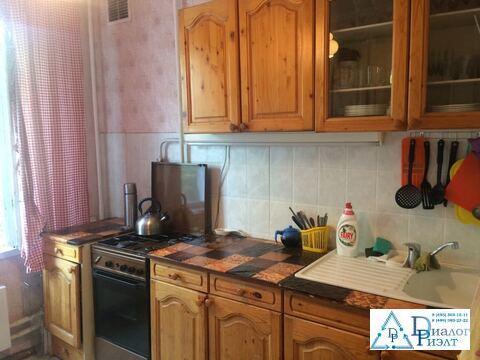 1-комнатная квартира в пешей доступности до метро Выхино