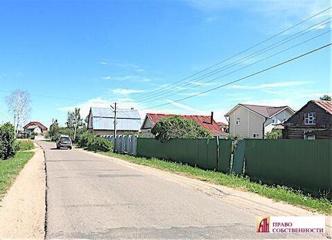 Земельный участок в Раменском районе, д. Бахтеево