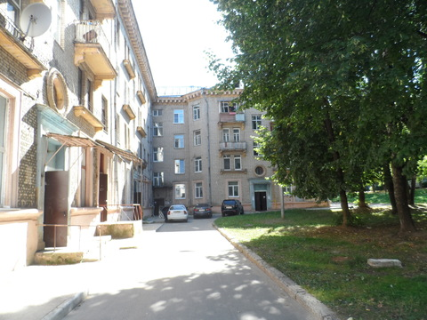 1-комнатная квартира Солнечногорск, ул.Рабухина, д.1