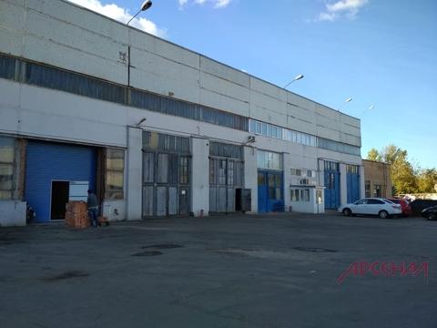 Производственно-складское здание на Аминьевском шоссе