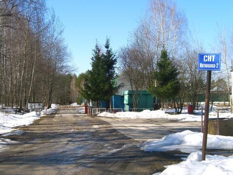 Участок в садовом товариществе, Ступинский район, Мос.обл.
