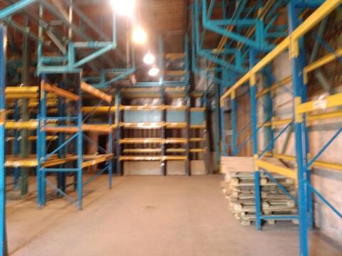 Сдается производственно складское помещение 400 кв.м